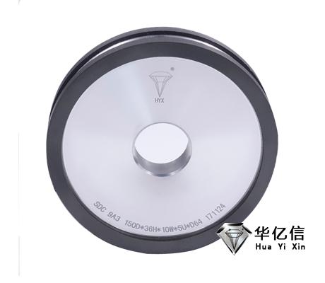 双端面磨树脂CBN砂轮