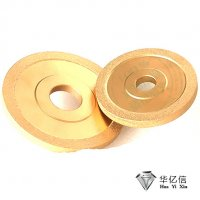 平形钎焊金刚石砂轮